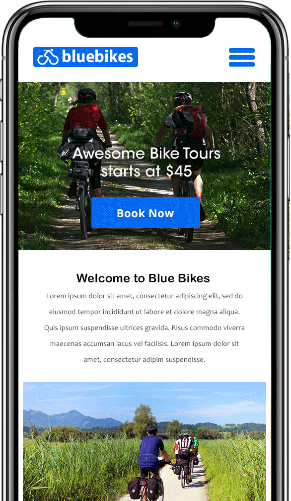 bike tours Mobile