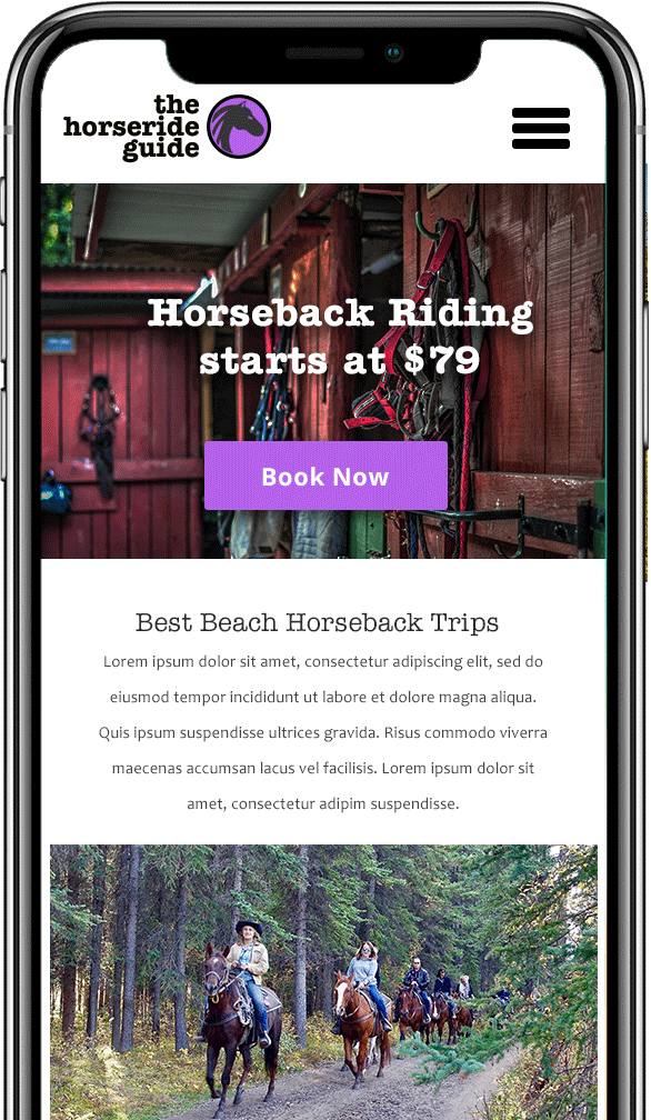 horseback mobile