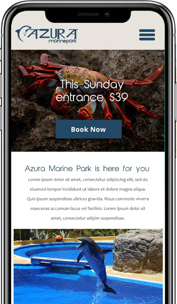 marine park mobile