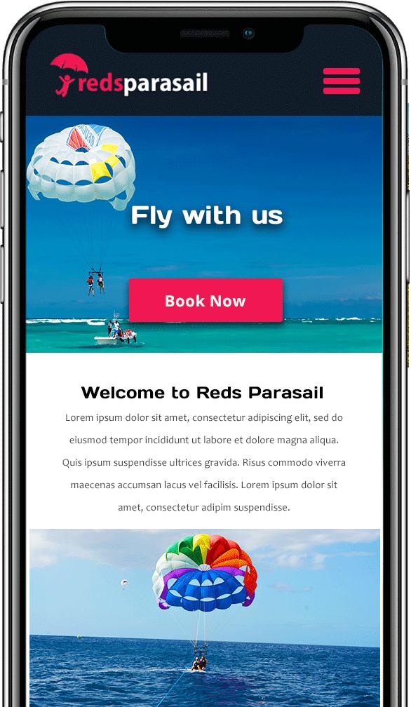 parasailing Mobile
