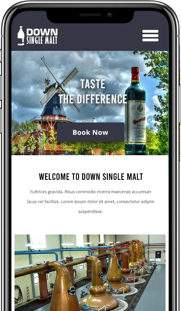 distillery mobile